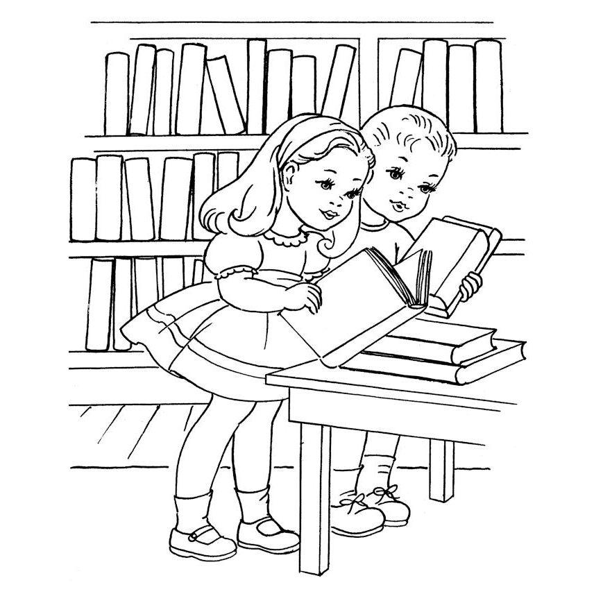Desenhos De Criancas Lendo Para Colorir Pesquisa Google