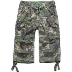 Photo of Brandit Urban Legend 3/4 Shorts Grøn 3xl Brandit