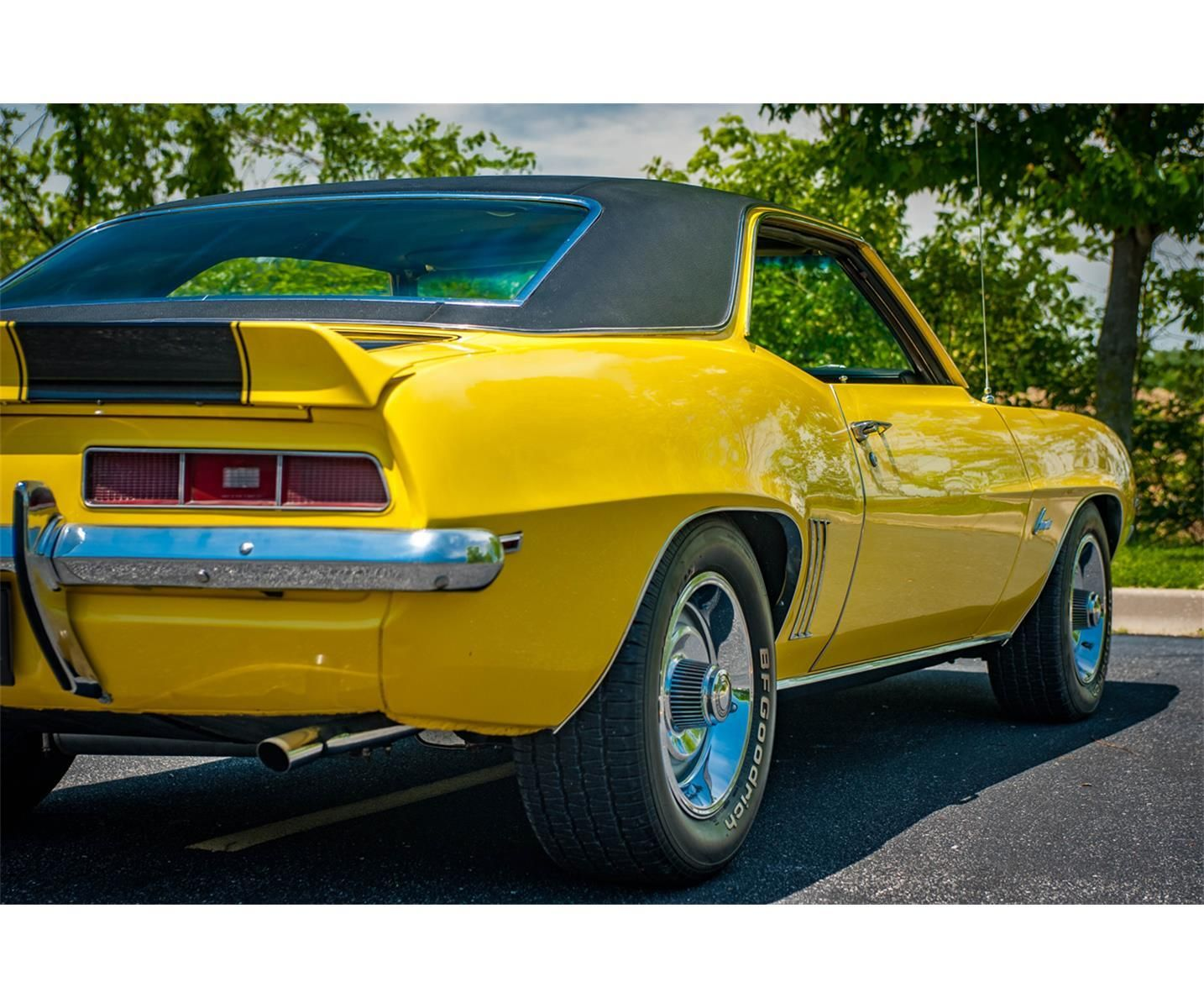 1969 Chevrolet Camaro Z28 302 For Sale