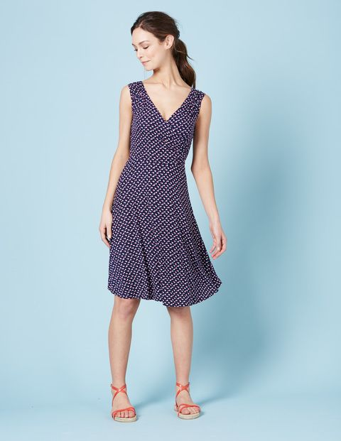 25de65c449ea Georgia Jersey Dress Boden. I like the color