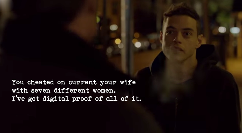 Pin by MrRobot Quotes on Mr Robot Quotes | Pinterest | Mr robot