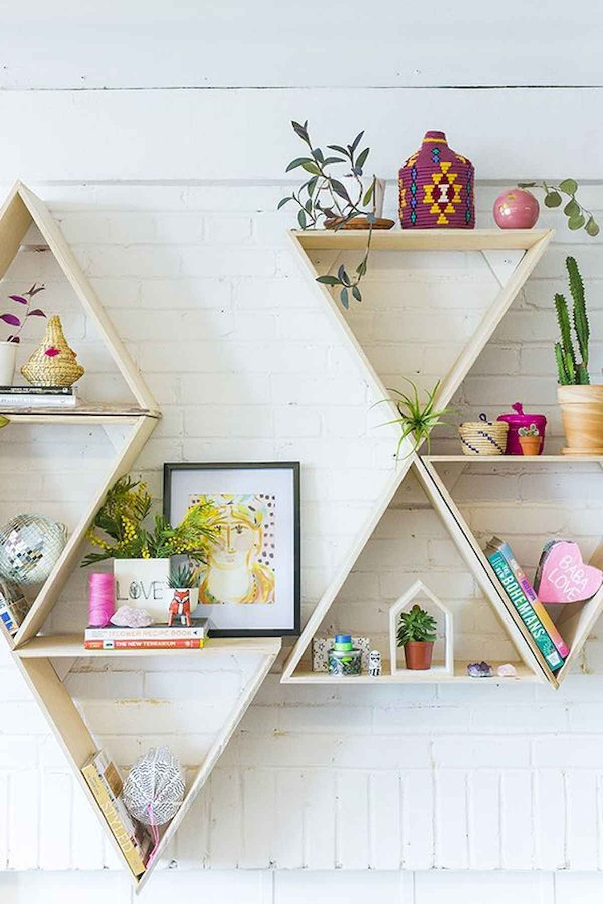 80 Awesome Diy Projects Pallet Shelves And Racks Design