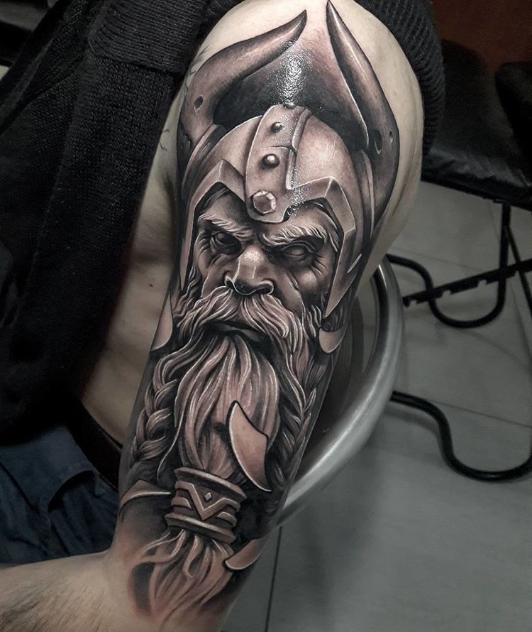 Amazing tattoo by samuraistandoff Follow realistic.ink