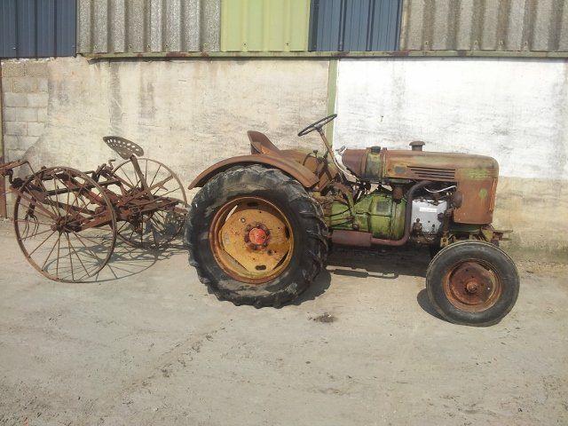 fendt dieselross f24l alte traktoren traktoren fendt. Black Bedroom Furniture Sets. Home Design Ideas