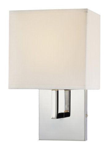 Wall Sconce W Square Back Plate Wall Sconces Ceiling Lights