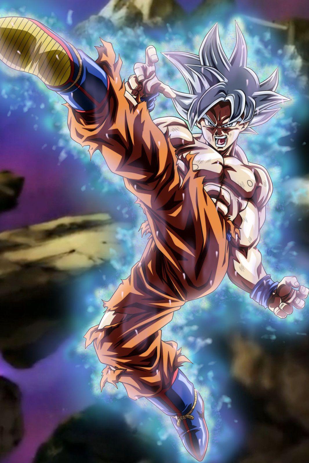 Dragon Ball Super Poster Goku Ultra Instinct Mastered Kicking 12in X 18in Ebay Dragon Ball Super Goku Anime Dragon Ball Super Dragon Ball Super Manga