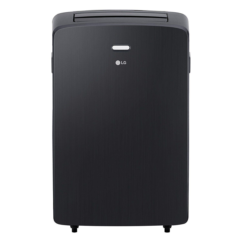 lg 12 000 btu 115v portable air conditioner w remote refurbished