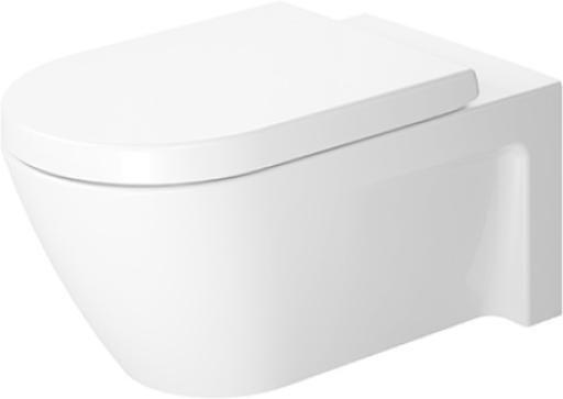 starck 2 toilet wall mounted 253309 duravit beaver select pinterest duravit wall. Black Bedroom Furniture Sets. Home Design Ideas