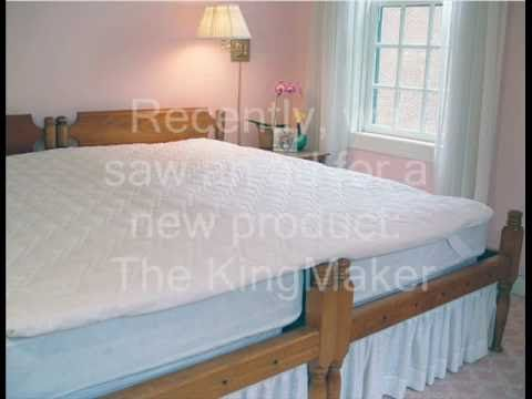 How To Turn Two Twin Beds Into A King The Sleep Shop Tests The King