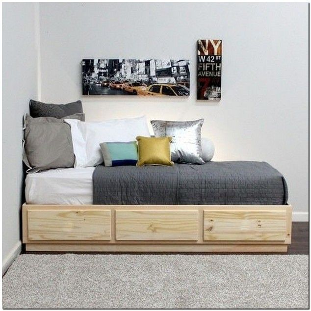 35 Innovative Ideas For Useful Beds With Storages 8 Twin Captains Bed Bed With Drawers Captains Bed
