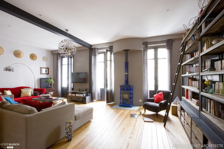 Decoratrice Interieur La Rochelle rénovation intérieure la rochelle, alizé chauvet architecte