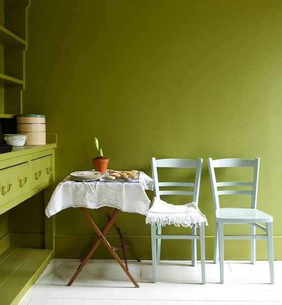 Mood-boosting colors for your home - Go Green | Gallery | Glo | Home ...