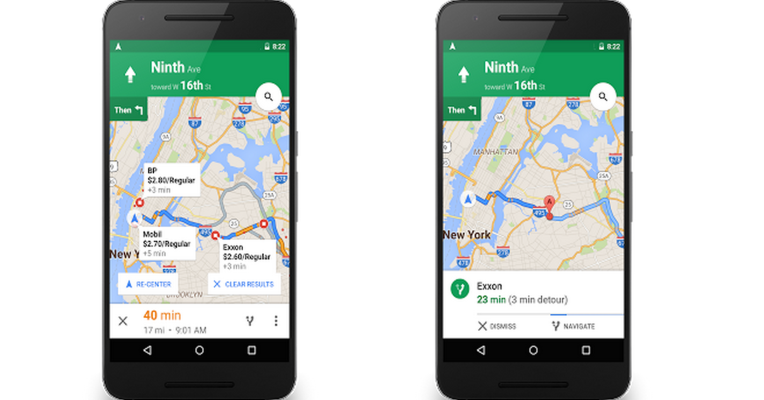 Google Maps Now Lets You Add A Stop Along - Google maps multiple stops
