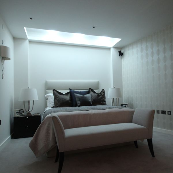 Windowless Basement Bedroom Bright With Direct Sunlight