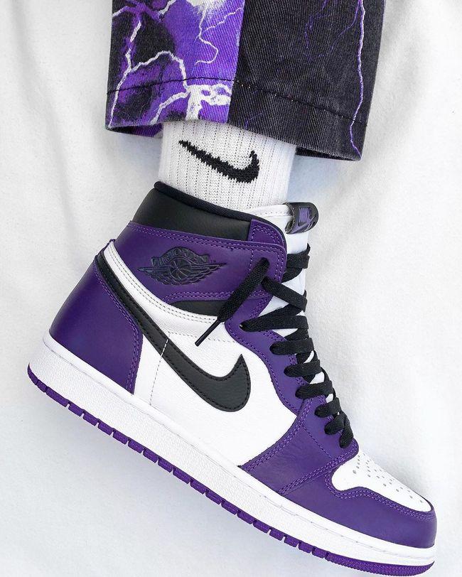 Purple rain ⚡☔