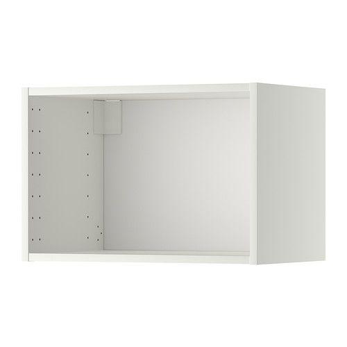 Best Metod Wall Cabinet Frame White 60X37X40 Cm Ikea 400 x 300