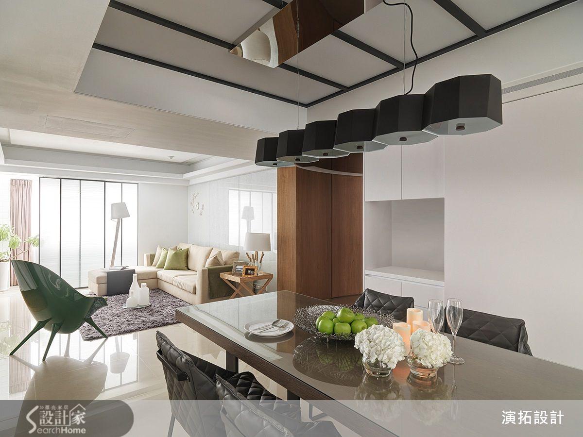 Home interior design hong kong 演拓空間室內設計 張德良殷崇淵 現代風  設計家 searchome  interior