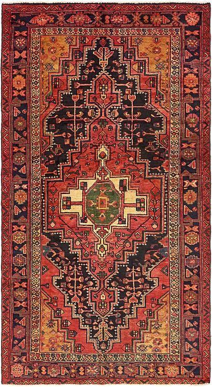 Navy Blue Tuiserkan Area Rug Carpets 16