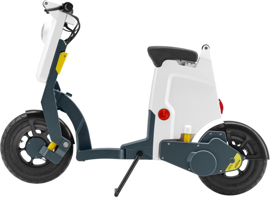 gigi scooter l 39 lectrique pliable pour la ville un scooters and news. Black Bedroom Furniture Sets. Home Design Ideas