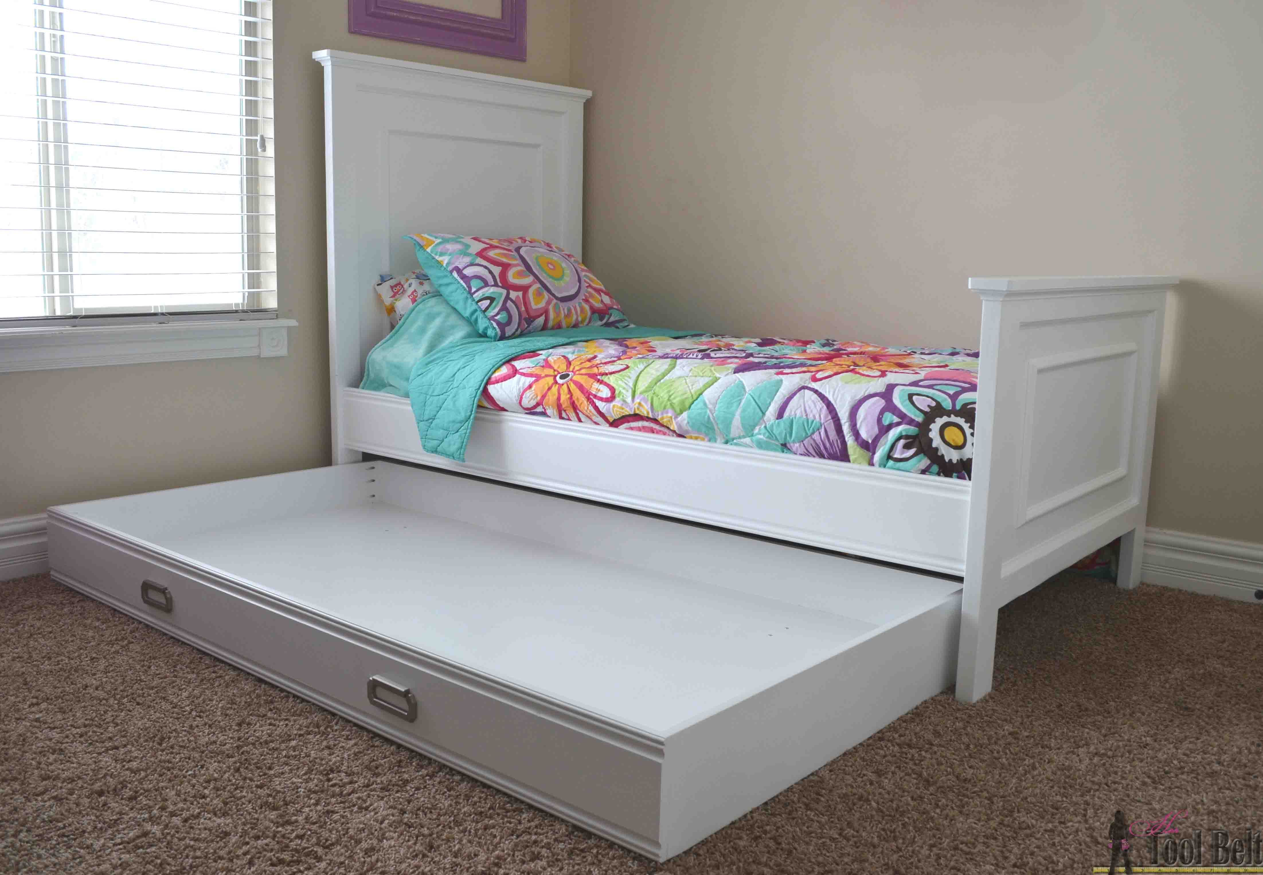 Best Simple Twin Bed Trundle Twin Trundle Bed Trundle Bed 640 x 480