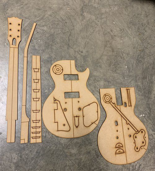 Shop — Guitar Building Templates