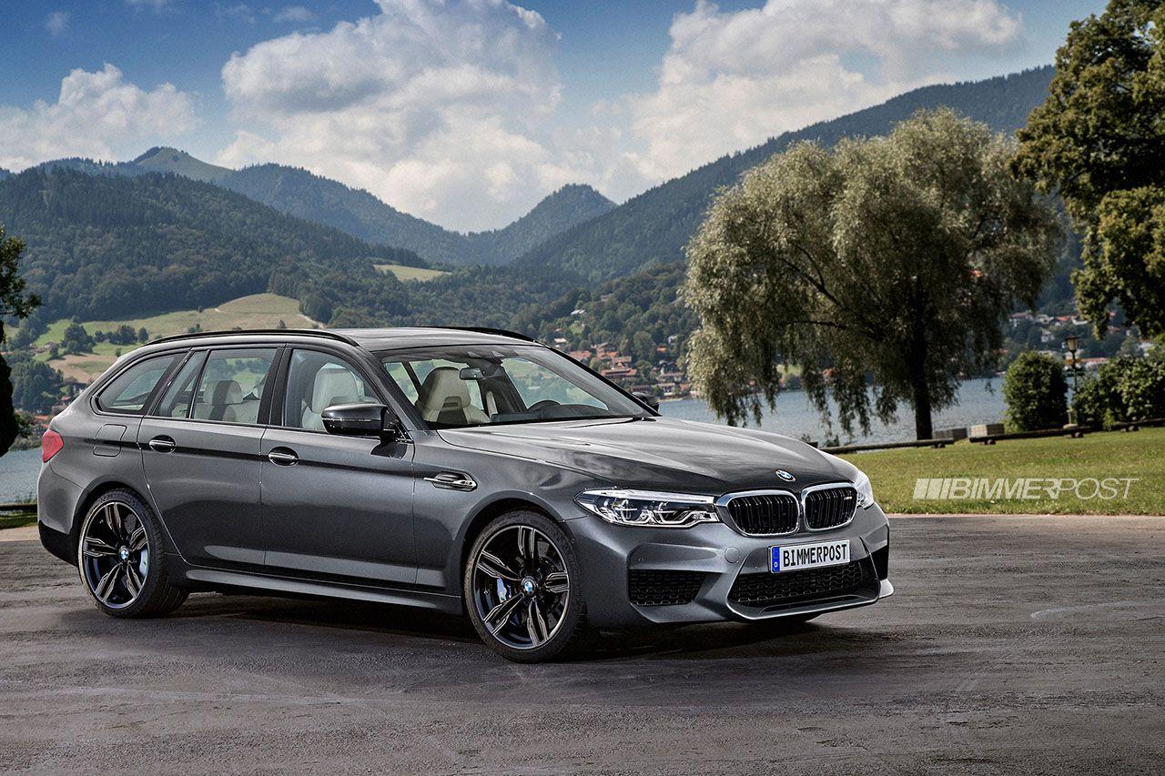 BMW M5 Touring (F91) (2018 ...