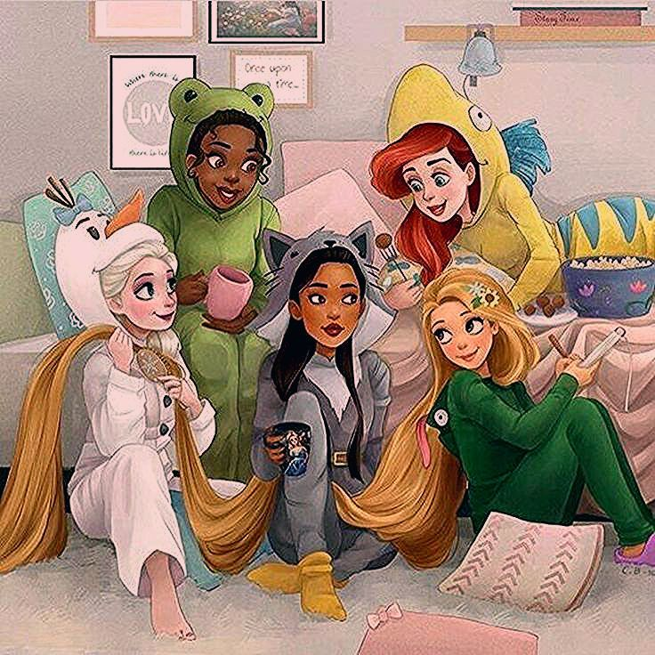 Photo of 15 Disney Princesses Reimagined In Current Times