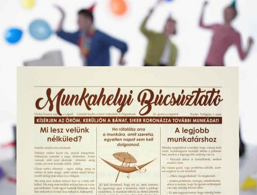 idézetek munkatárs búcsúztatóra Munkahelyi búcsúztató újság   Event, Humor, Cards