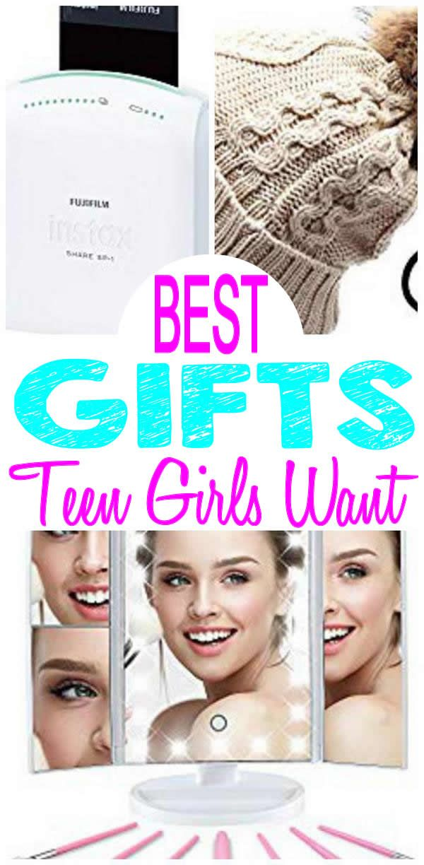 Teen Girl Gifts Get The BEST Girls Will Want Find Most Popular And Trendy Presents For A Her Birthday Chr
