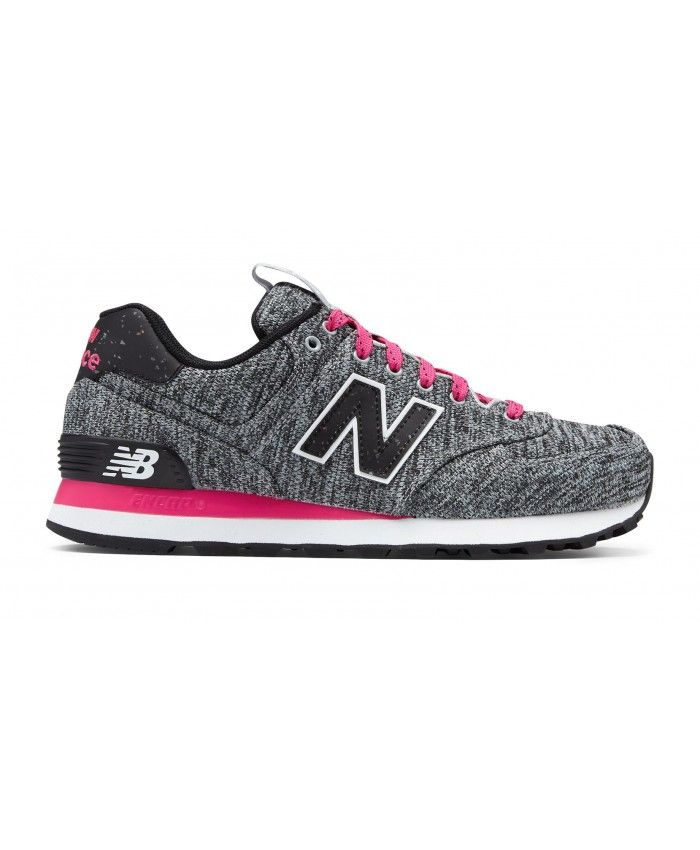new balance 574 grise rose
