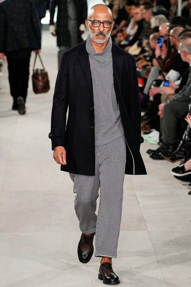 f8bb2058bd05 Lono Brazil Oliver Spencer (London Menswear Fashion Week F W  16-17 ...