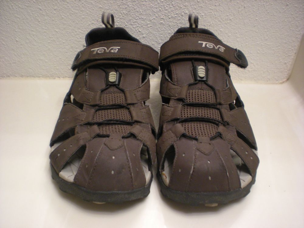 83c044cdca638 Teva Omnium Sandals Water Sport Hiking Shoes Men s Size 9 Brown  fashion   clothing  shoes  accessories  mensshoes  sandals (ebay link)