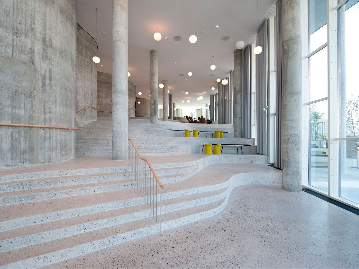SEB Bank Headquarters - Picture gallery | Picture gallery, Architecture, Architect