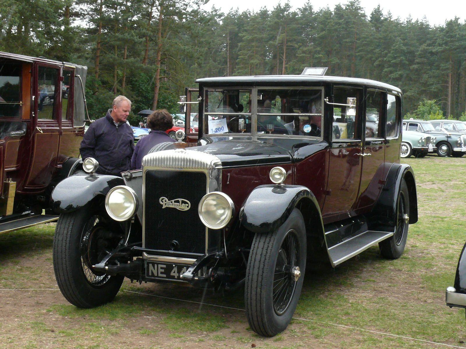 Daimler 30hp 1925 Vintage Trucks Classic Cars Antique Cars