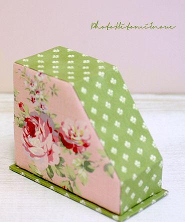 Ideas To Decorate A Box Dérouleur Papier Kraft  Cartonnage  Pinterest  Box Craft And Scrap