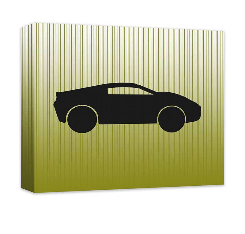 Sports Car Canvas Wall Art | Cars, Olives and Canvases