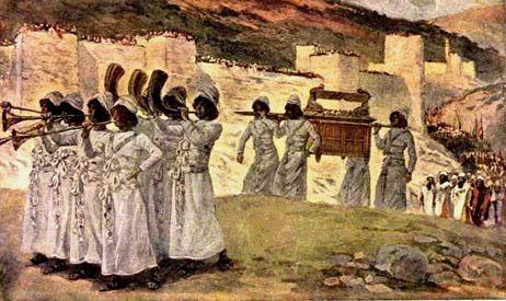 The Battle of Jericho | Walls of jericho, Ancient israelites, Biblical