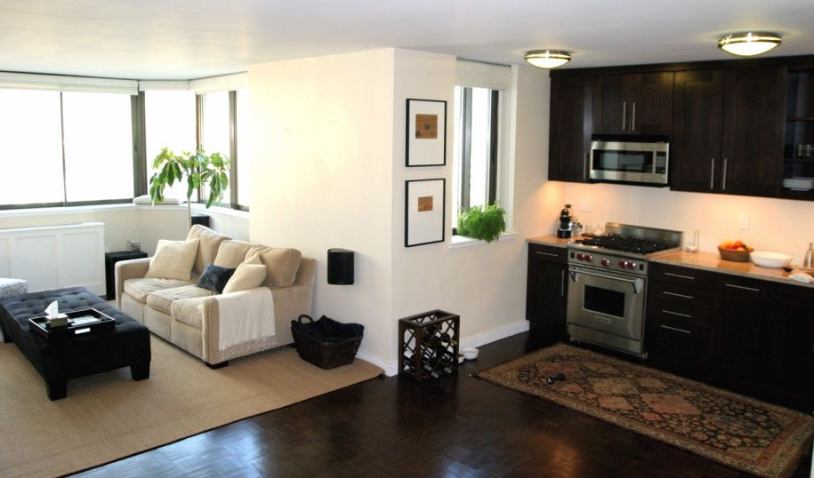 One Room Apartment Design Ideas | Room Urban Apartment Decor ...