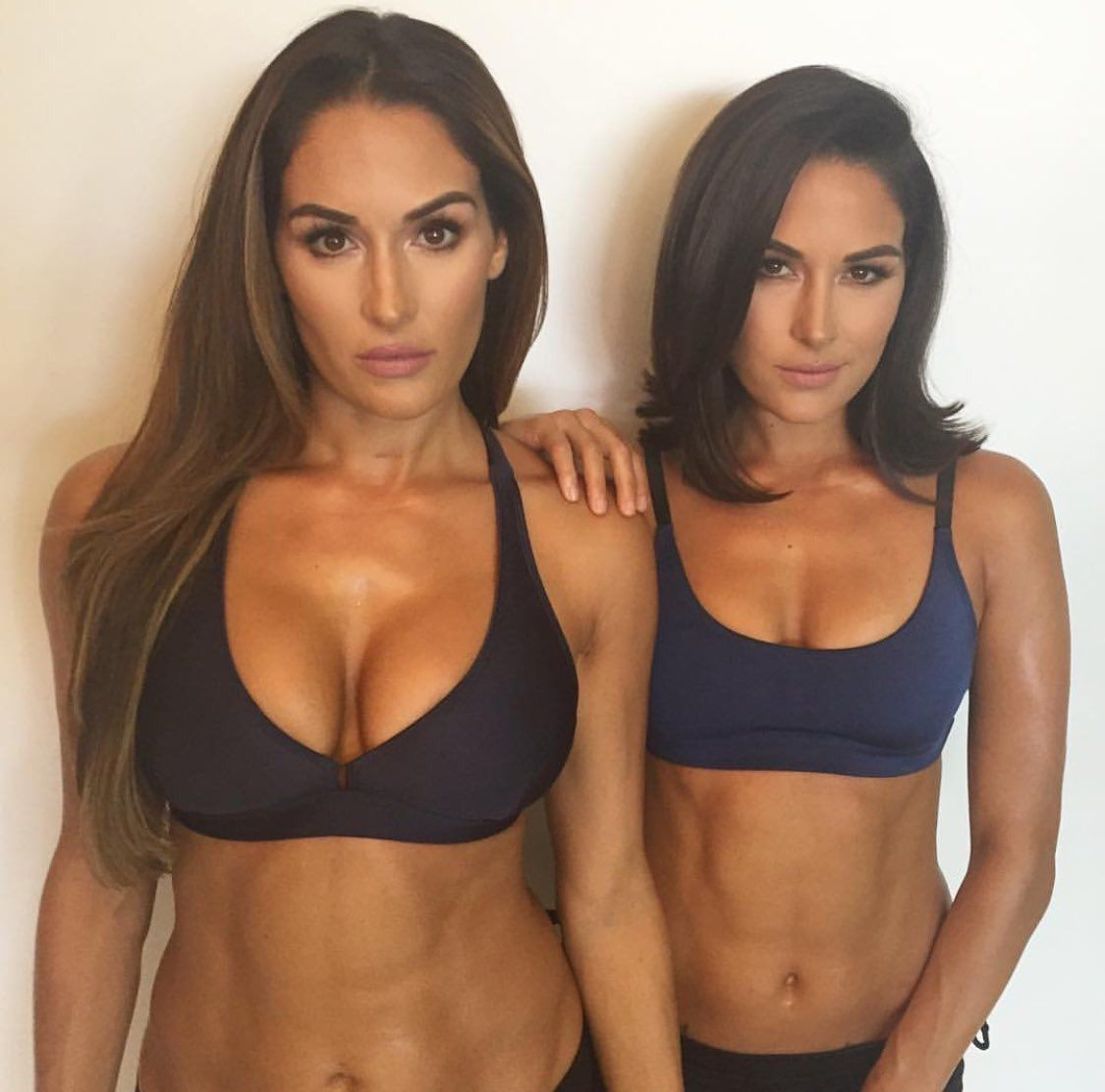 Celebrate WWE HOF Bella Twins Birthday With These Stunning Photos 3