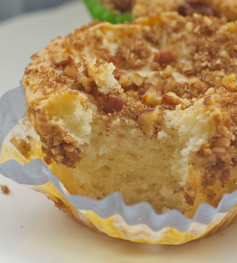 Sour Cream Coffee Cake Muffins Recipe Coffee cake