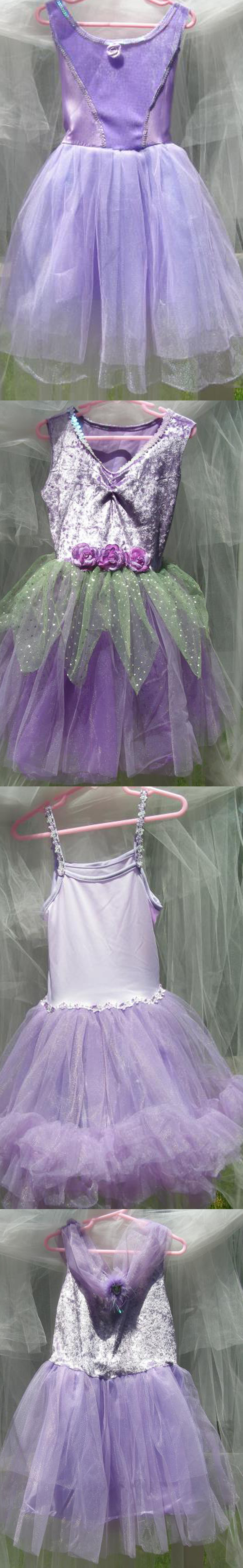 Purple Princess Dresses from My Princess Party to Go. #princessparty #purple #dresses #princess party