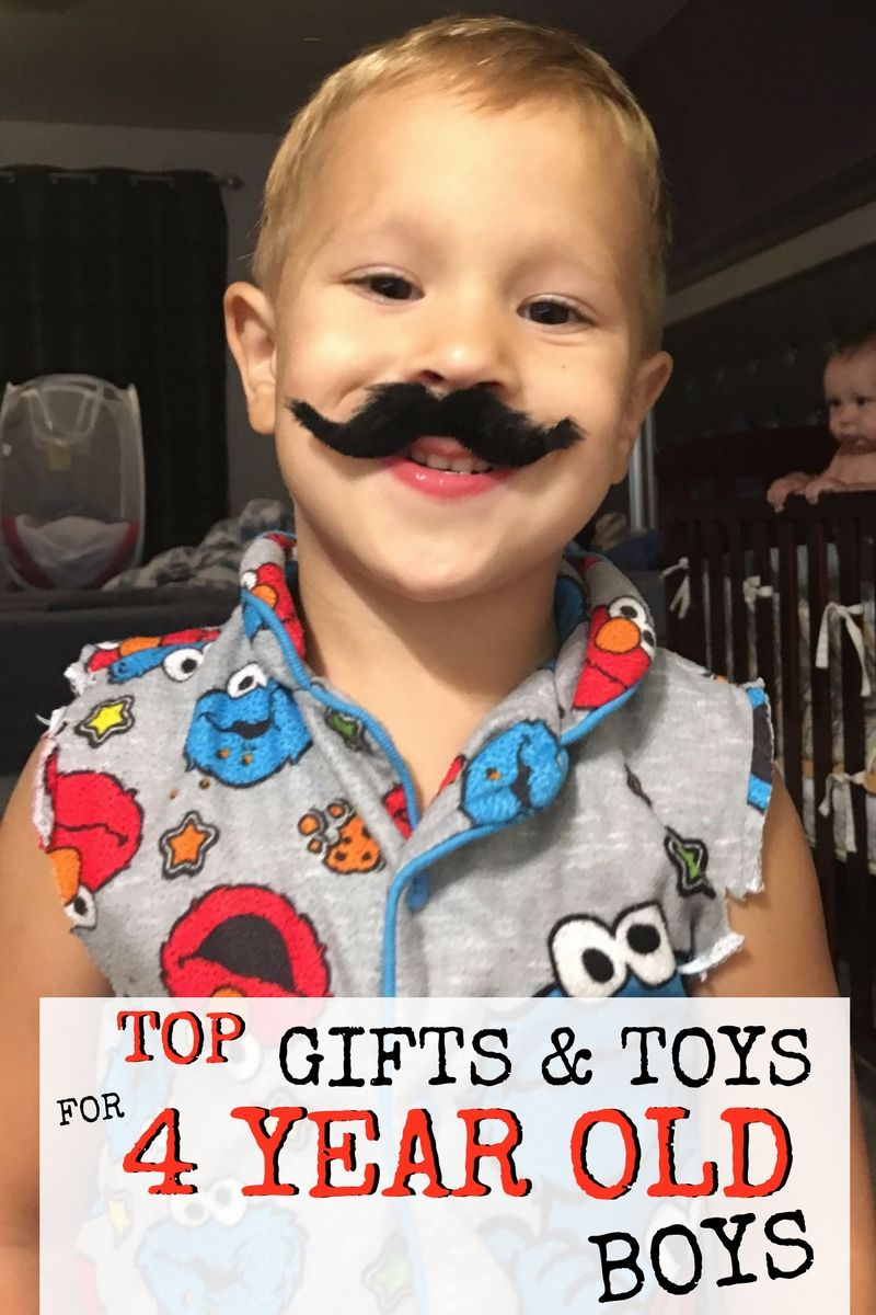 The VERY BEST TOYS for 4 Year Old Boys! 4 year old boy