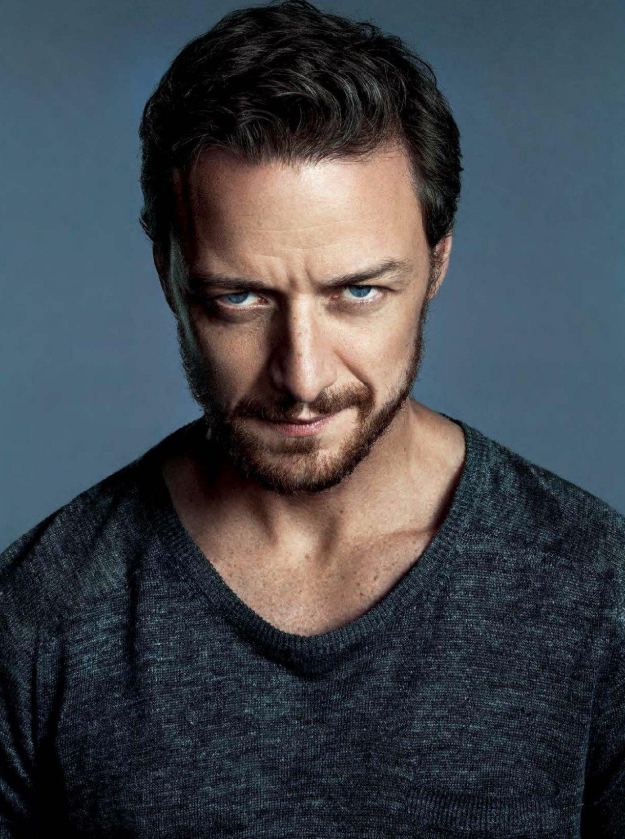 James McAvoy photographed by Frank Ockenfels | James ...