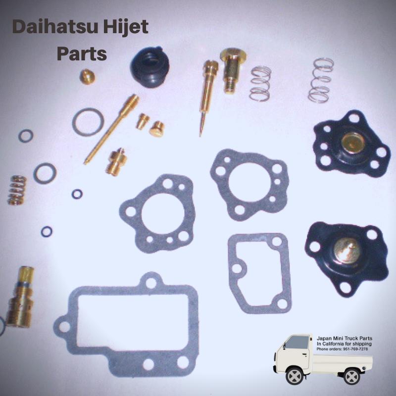 Daihatsu Hijet Parts Daihatsu Mini Trucks 4x4 Parts