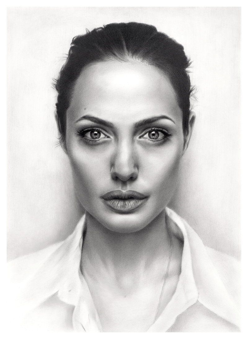 My own angelina jolie by sikoian deviantart com on deviantart