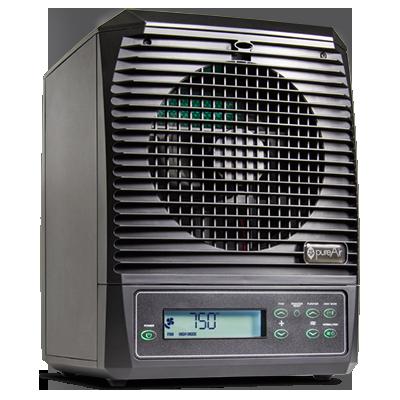 Breathe Easy pureAir 3000 is a Whole Home Air Purifier