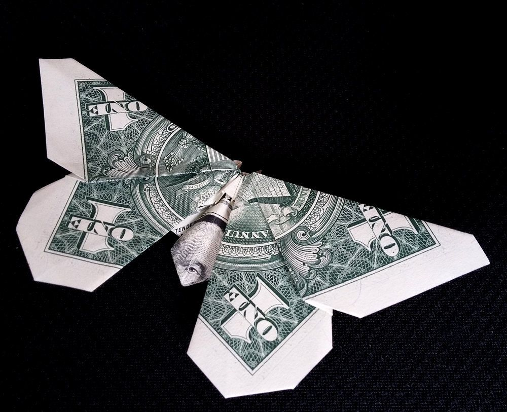 Origami dollar bill owl owls pinterest origami owl and oragami jeuxipadfo Image collections