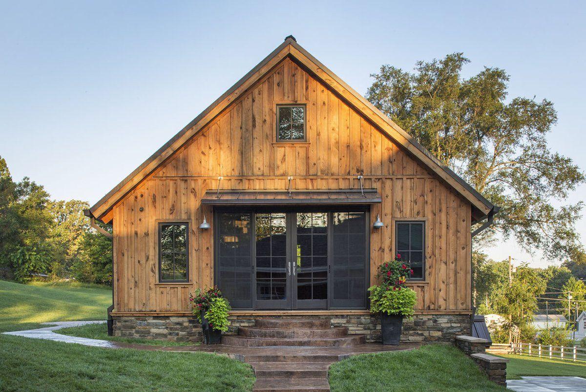 Architecture Zone ArchitectureZon Rustic barn homes