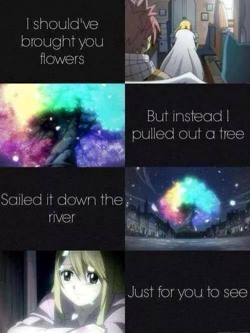 Everlasting Love NaLu One Shots - When I was your man