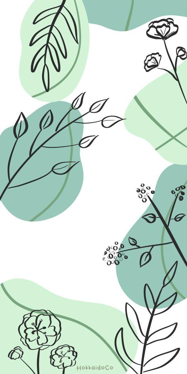 Green Pastel Wallpaper in 2021 | Iphone wallpaper green, Phone wallpaper boho, Aesthetic iphone wallpaper